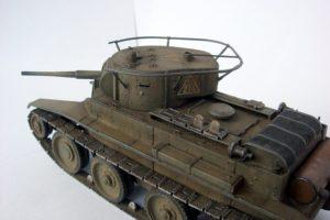 танк БТ-5 - 09