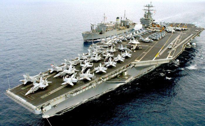 как русские уничтожат американские авианосцы - 02