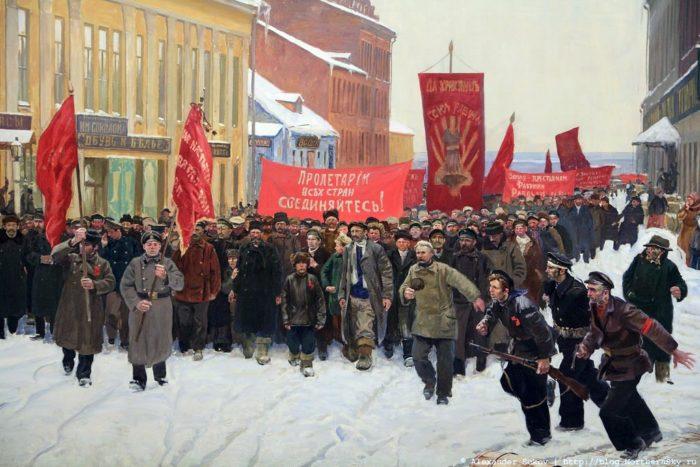 социалистическая революция в России - 02