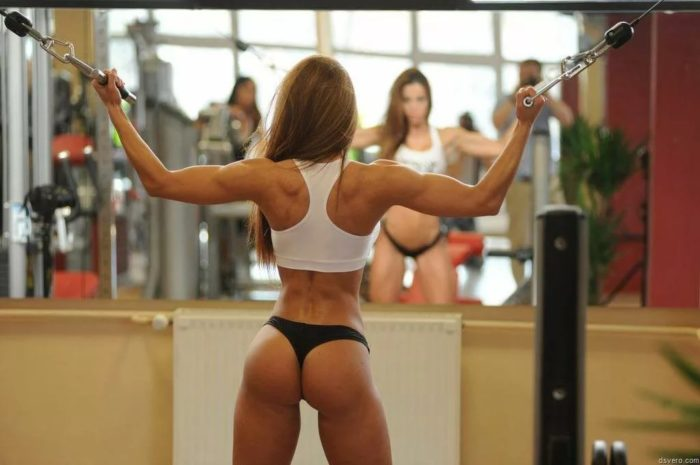 спортивные девушки фото - 04