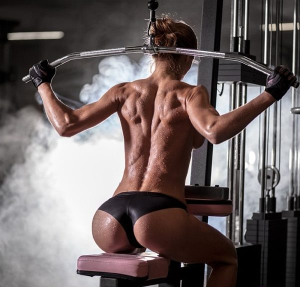 спортивные девушки фото - 25