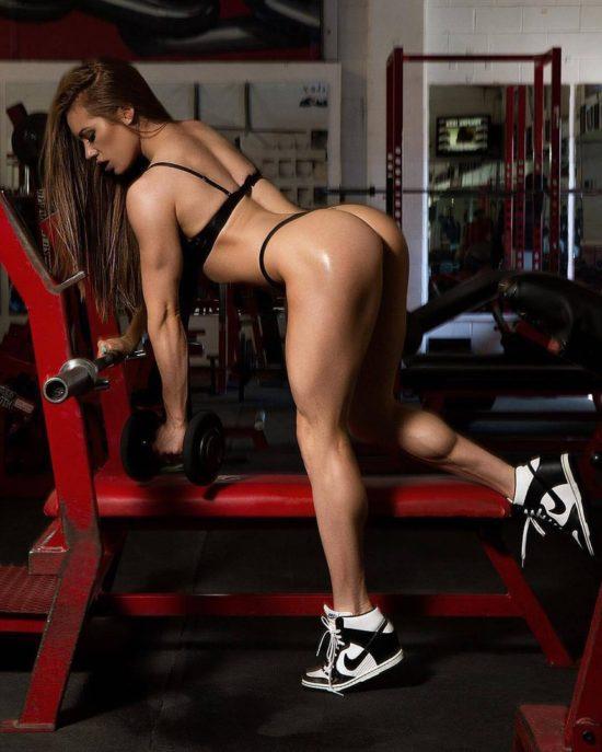 спортивные девушки фото - 31
