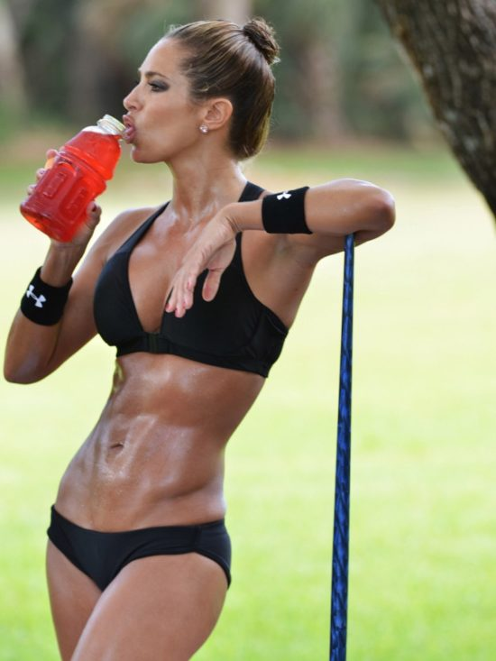 спортивные девушки фото - 33