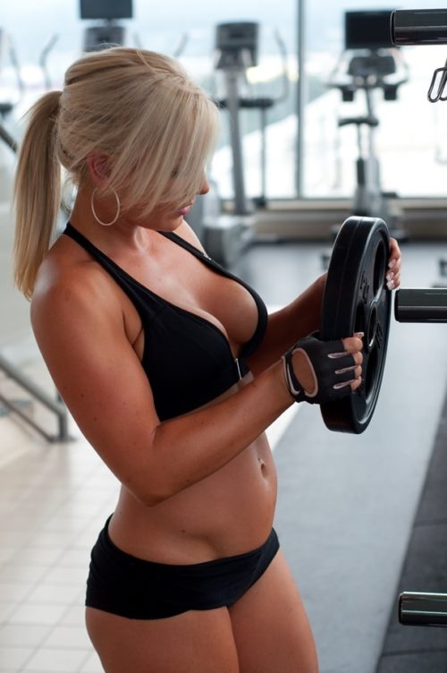 спортивные девушки фото - 34