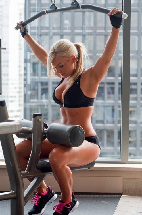 спортивные девушки фото - 37
