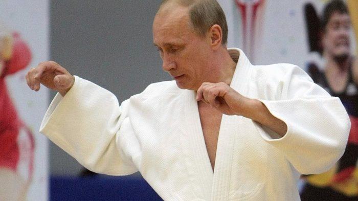 левый поворот Путина - 01