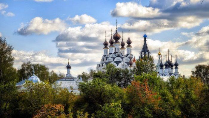 красивая Россия на видео - 02