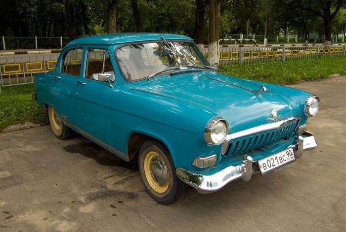 ГАЗ-21 «Волга» фото – 03