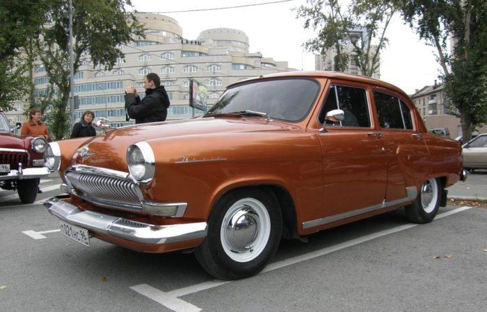 ГАЗ-21 «Волга» фото – 06