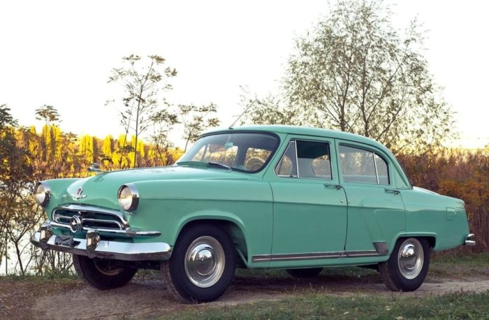 ГАЗ-21 «Волга» фото – 10