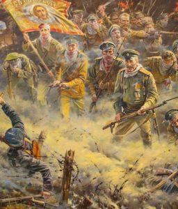 крепость Осовец, Атака мертвецов - 03