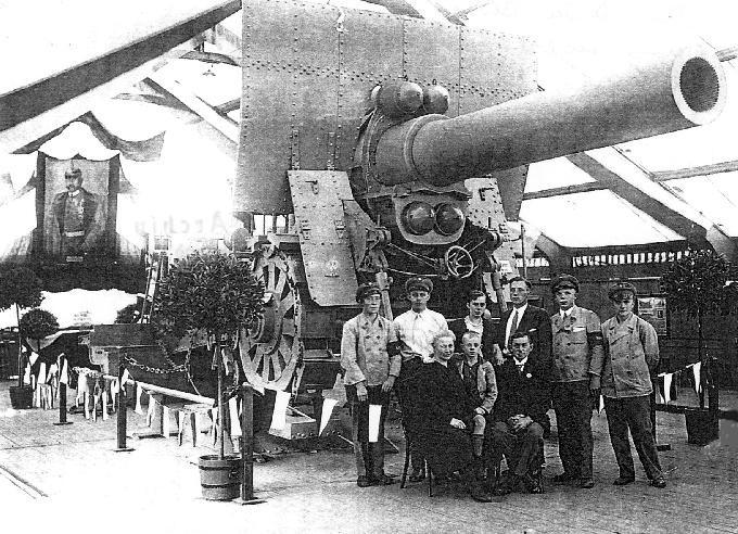 крепость Осовец, Атака мертвецов - 04