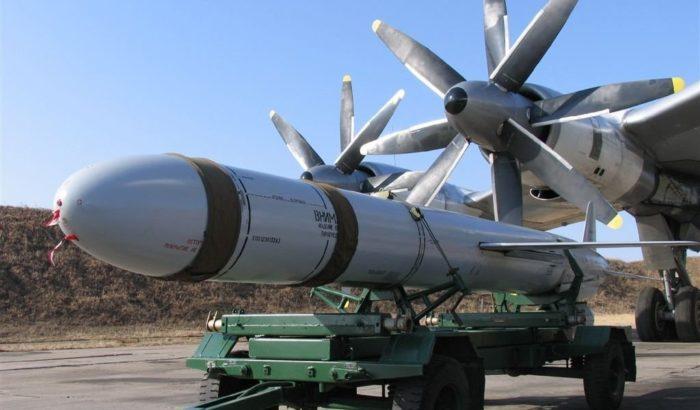 сверхдальние ракеты Х-БД - 02