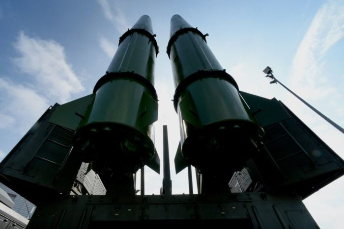 ракетный комплекс Искандер как ужас НАТО – 01
