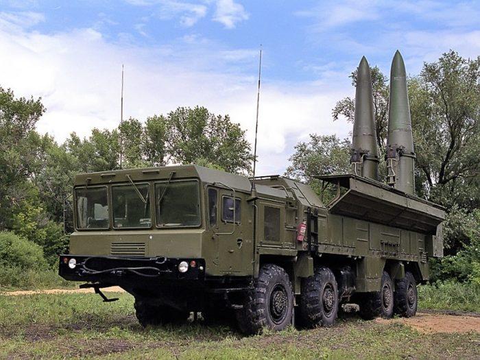 ракетный комплекс Искандер как ужас НАТО – 02