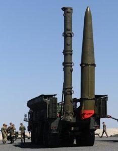 ракетный комплекс Искандер как ужас НАТО – 03