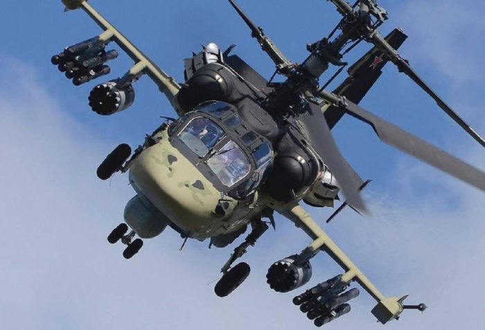 ударный вертолёт Ка-52 – 05