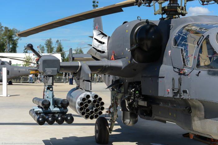 ударный вертолёт Ка-52 – 06