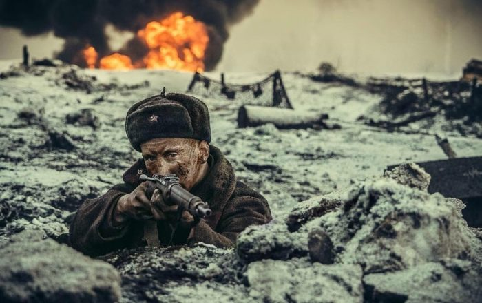 завалили немцев трупами - 01