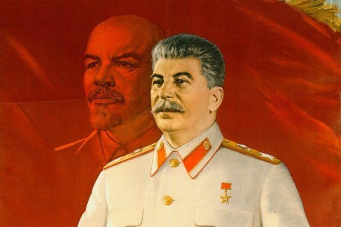 Сталин становится нашим будущим – 01