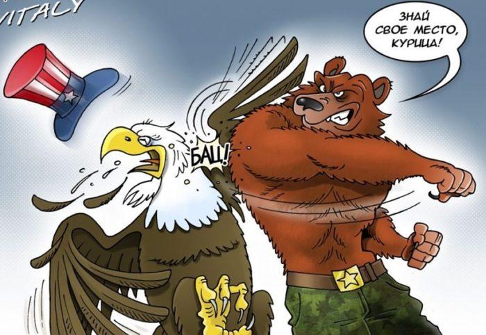 как должна отвечать Россия - 03