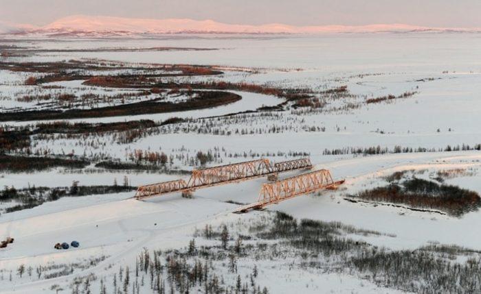 Великий северный железнодорожный путь - 10