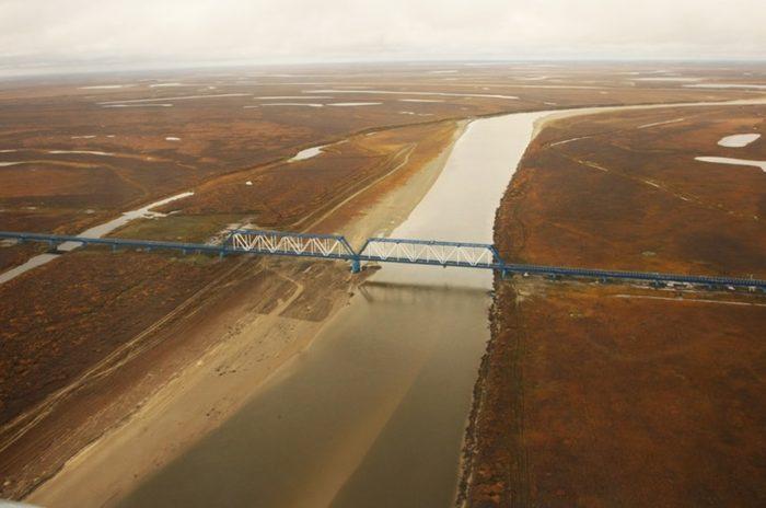 Великий северный железнодорожный путь - 11