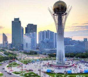 Казахстан, США и НАТО