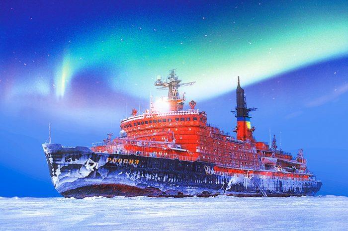 Русский Север и Северный морской путь - 01