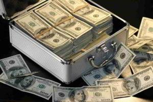 деньги России в госбумагах США