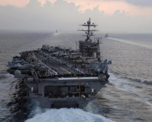 ракетный удар по Сирии и АГУ