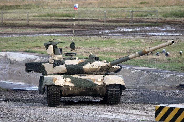 танк Т-90М «Прорыв – 3» - 01