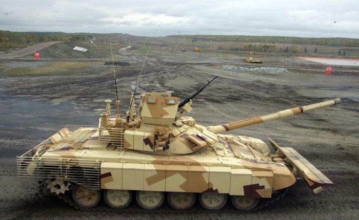 танк Т-90М «Прорыв – 3» - 02