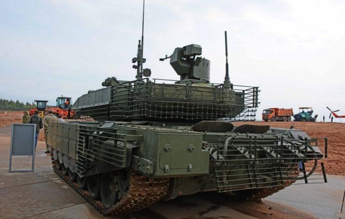 танк Т-90М «Прорыв – 3» - 05