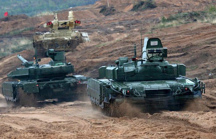 танк Т-90М «Прорыв – 3» - 06