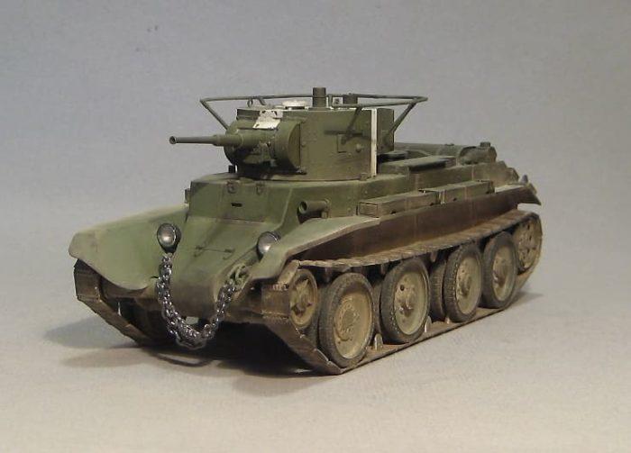 фото танка БТ- 7 – 10