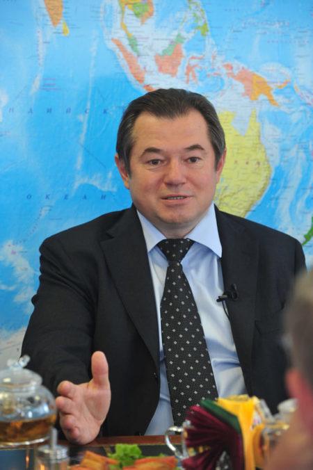 Сергей Глазьв отставка