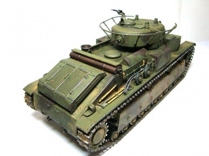 танк Т-28, ТТХ, история создания и фото - 06