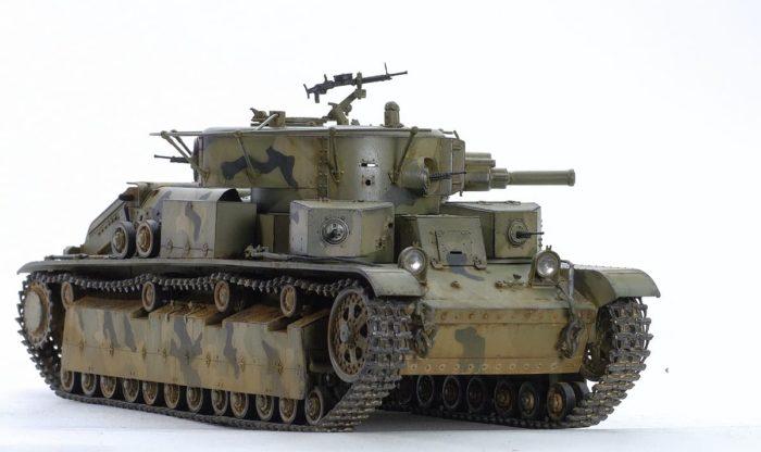 танк Т-28, ТТХ, история создания и фото - 10
