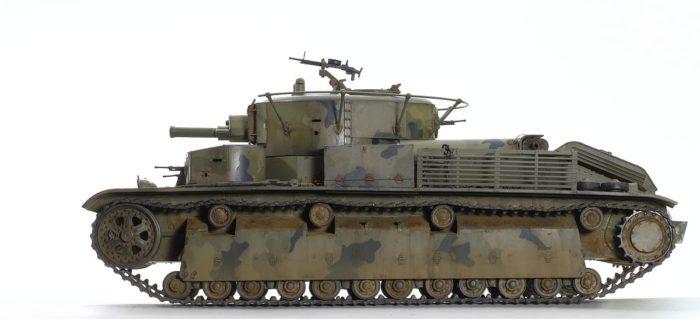 танк Т-28, ТТХ, история создания и фото - 12