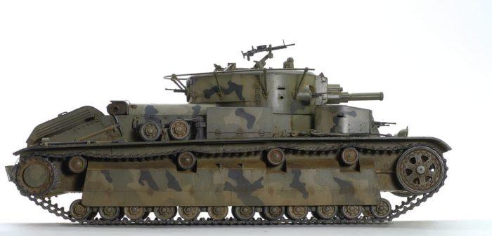 танк Т-28, ТТХ, история создания и фото - 13