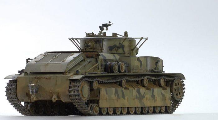 танк Т-28, ТТХ, история создания и фото - 14