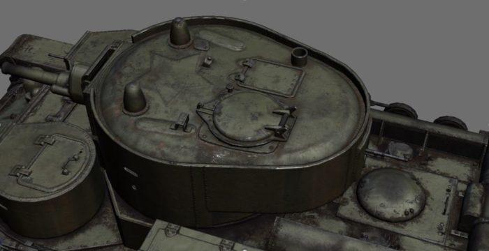 танк Т-28, ТТХ, история создания и фото - 17