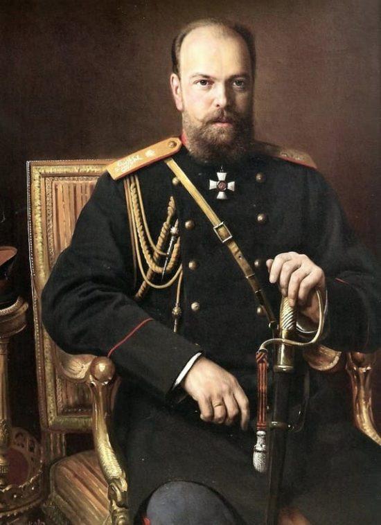 император Александр III фото – 01