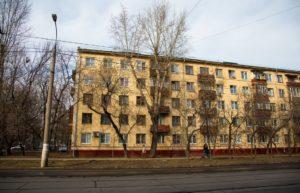 хрущёвки в истории СССР