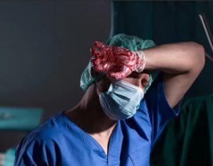коронавирус и врачи